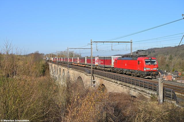 DBC 193 330 @ Sint-Martens-Voeren