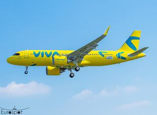 F-WWIC / HK-5368 Airbus A320-251N Viva Air s/n 10409 * Toulouse Blagnac 2021 *