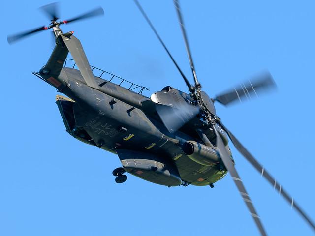 Sikorsky CH-53G - German Air Force