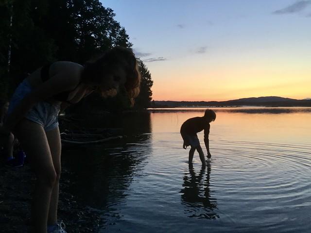 Staffelsee Sunset
