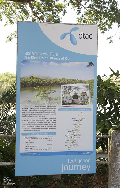 Kra Isthmus Canal Thailand