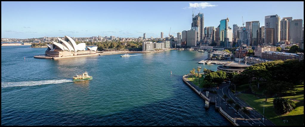Dawe's Point, Sydney