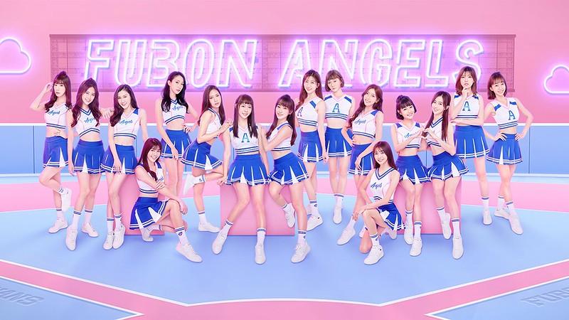 Fubon Angels。(圖/富邦提供)