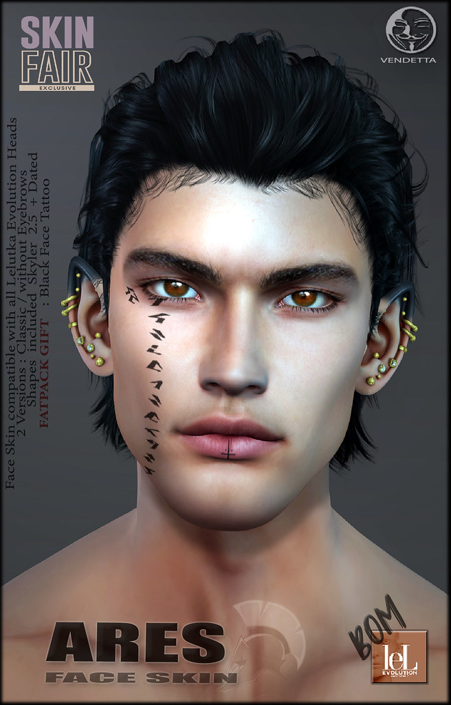 :: ARES ::  Exclusive Skin Fair 2021