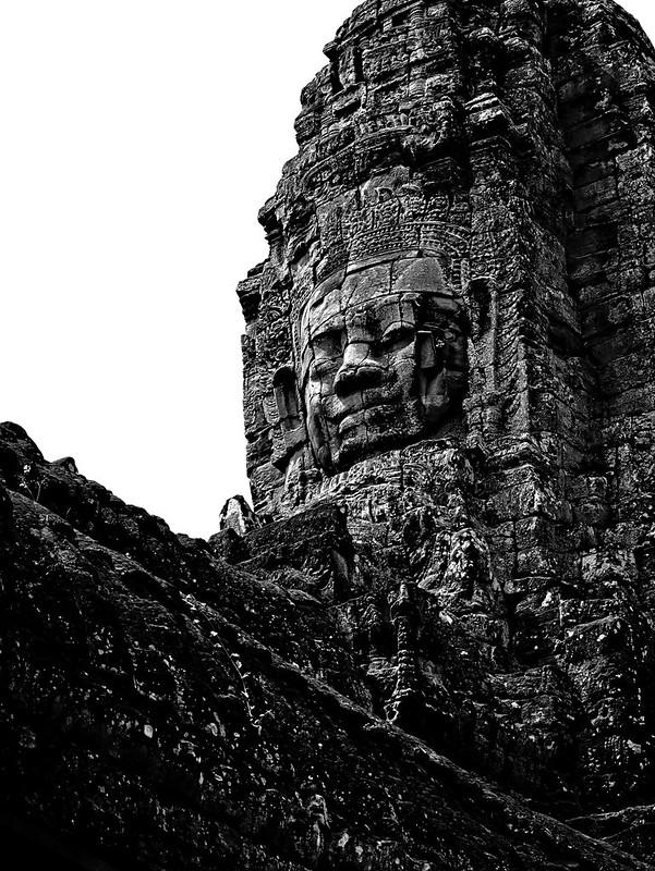 Bayon Temple - Angkor - Cambodia