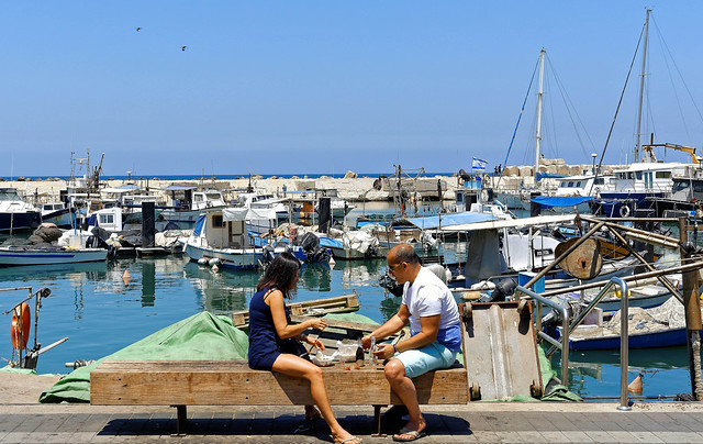 Jaffa independence day / Picnic on the Harbor