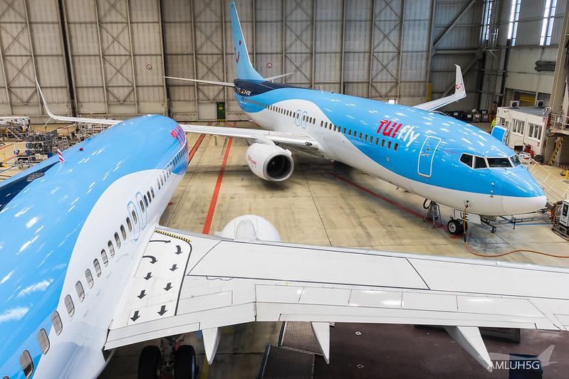 TUI fly - B738 - D-ATUE (3)