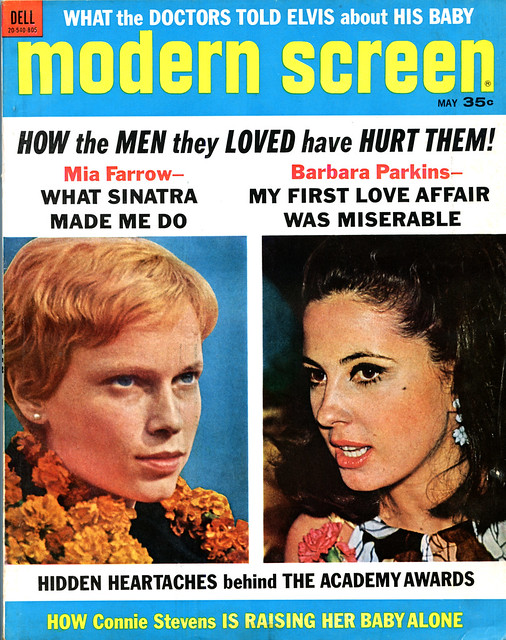 The decline of the great movie magazines, 1968