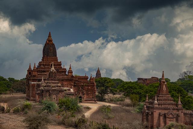 Bagan Scenery, Myanmar