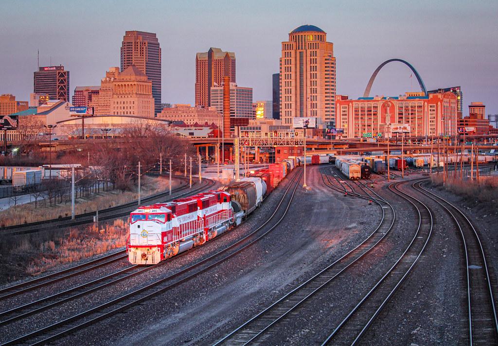 TRRA 4002 @ St Louis, MO