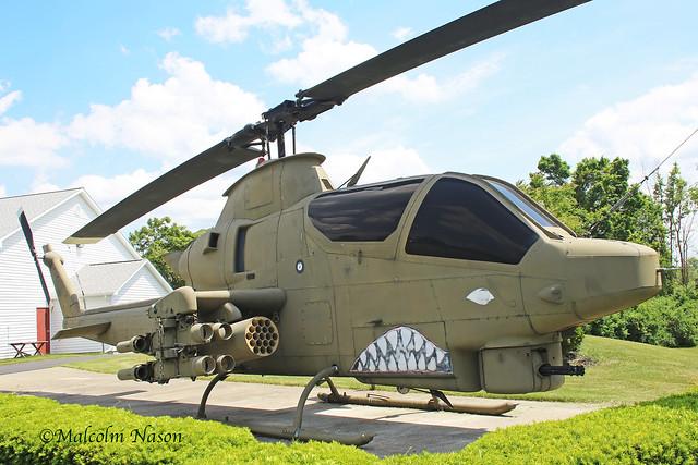BELL AH-IS COBRA 68-15086 US ARMY (Bath)
