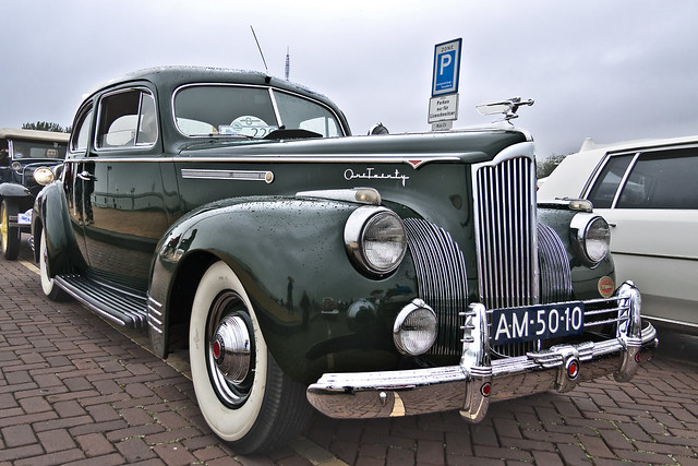 Packard 120 Club Coupé 1941 (7162)