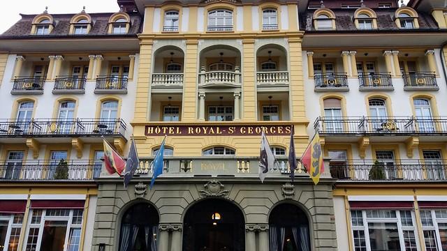 Gemeindereise nach Interlaken
