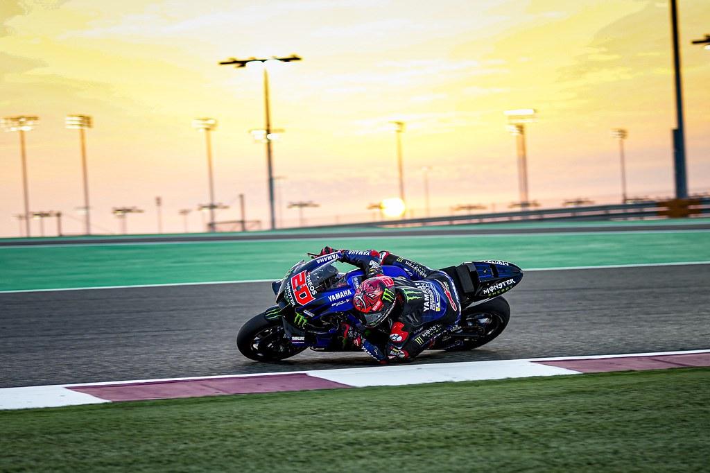 Quartararo Qatar Test 1 2021