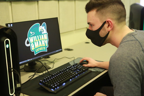 Continuing its tradition of innovation and discovery, William & Mary has opened its Esports Training and Research Center (ETARC).