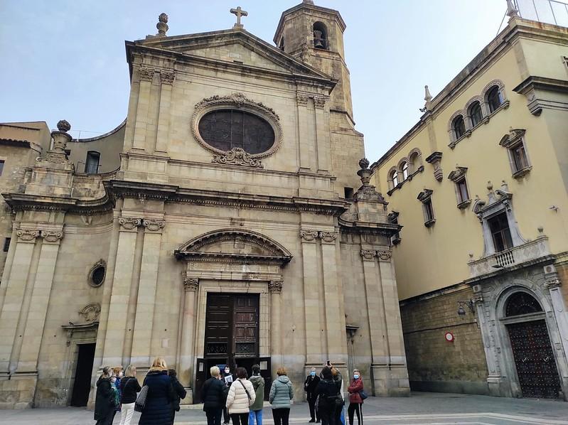 Visites d'Art i Història - La Basílica de la Mercè, la patrona de la ciutat