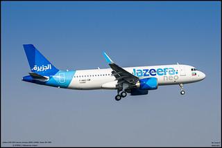 airbus A320 NEO Jazeera Airways (MSN 10488) F-WWBC Future 9K-CBH