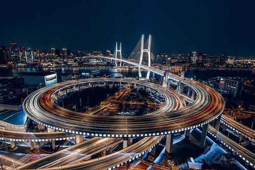 cityscape at night. From 5 Tips for Studying Abroad in China