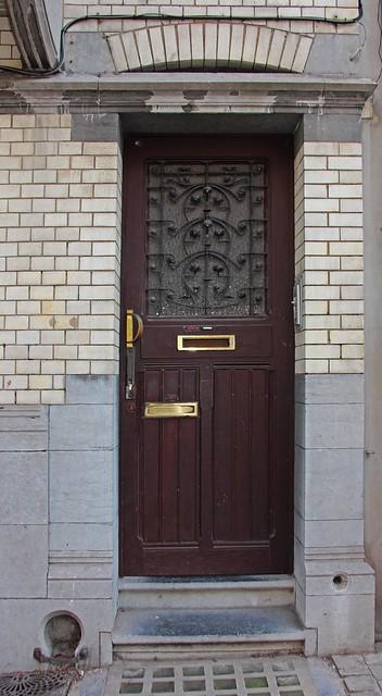 BRUXELLES - Art nouveau / Arch. Alban Chambon