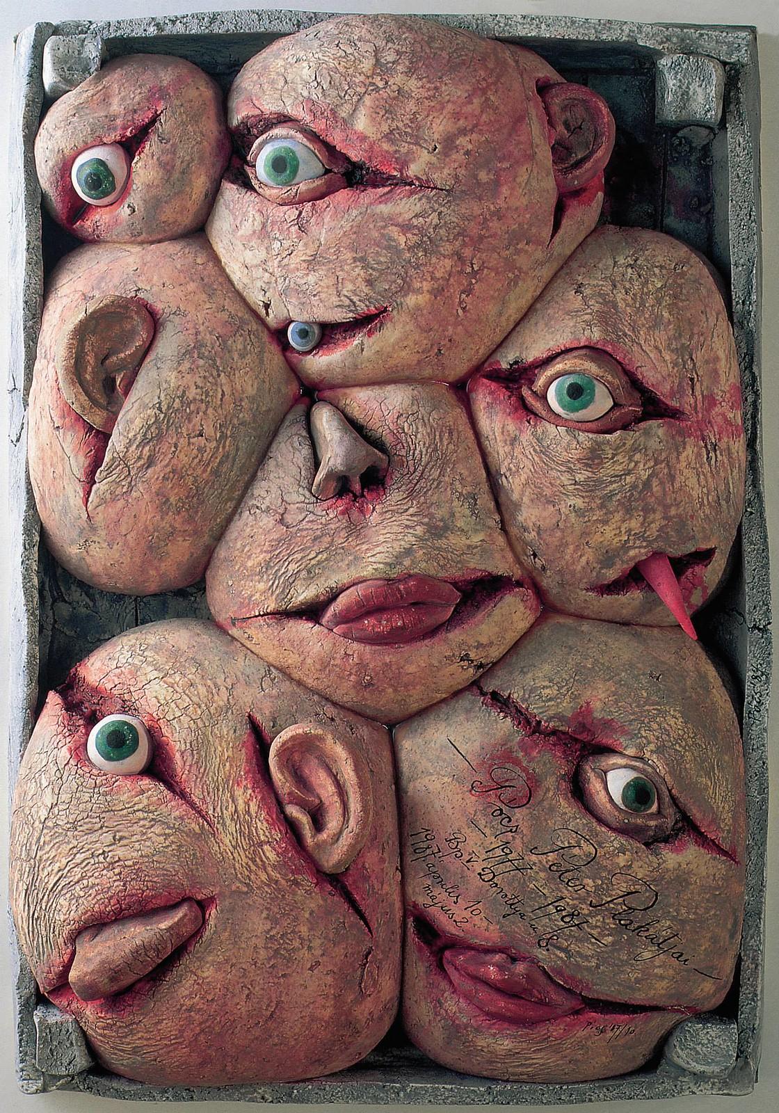 Péter Pócs - A Squished Nighmare, 1987