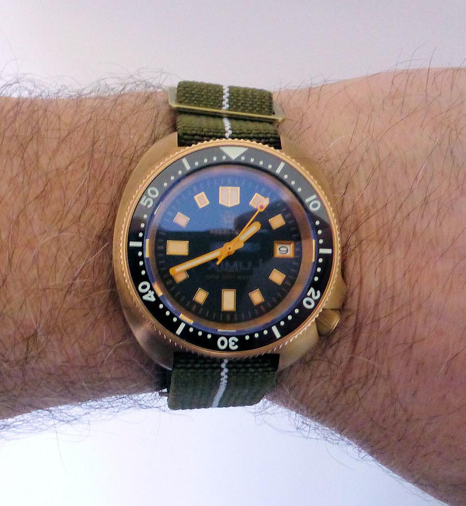 SD1970 marine strap wrist