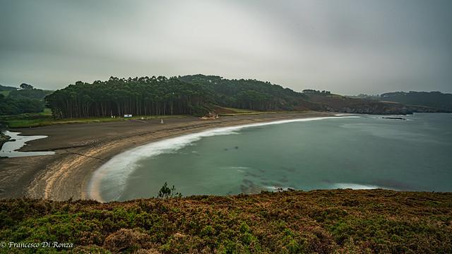 Playa de Frexulfe .)1909/5535