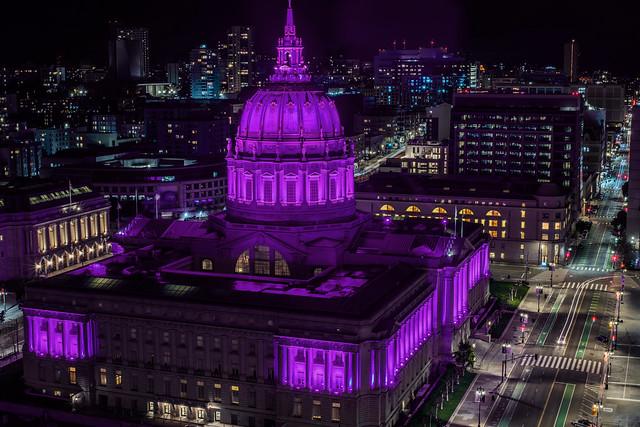 city hall honors international women's day