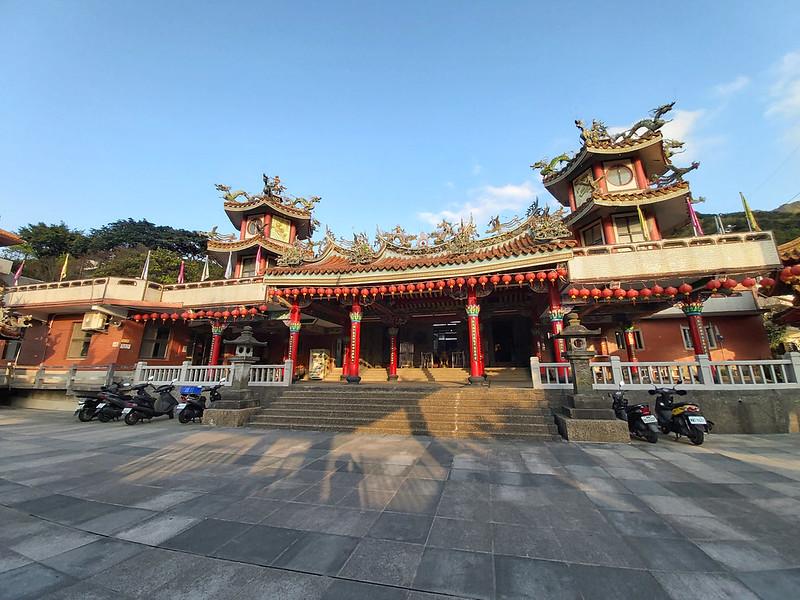 Mt. Teapot, Mt. Banping, Mt. Canguanliao, and Mt. Nanziling