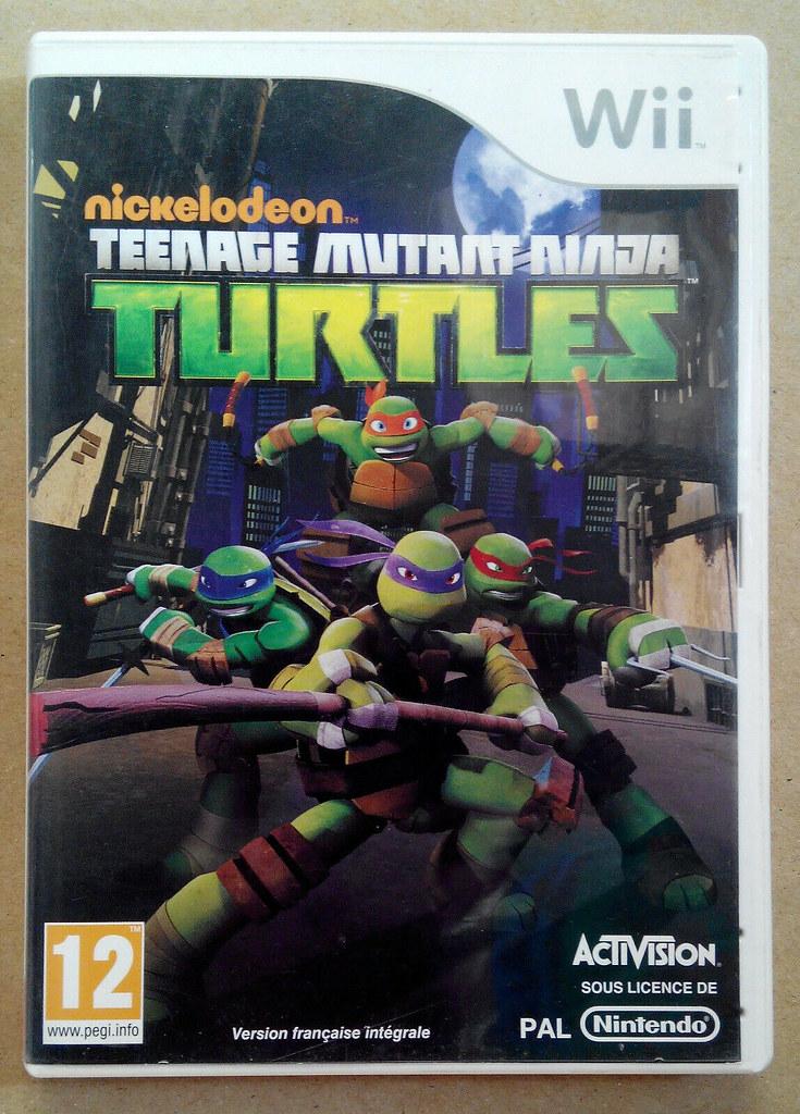 [VDS] Tortues Ninja Wii 51019813731_154520d67b_b