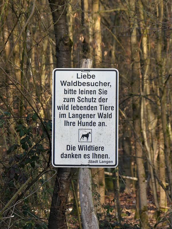 Langener Waldsee