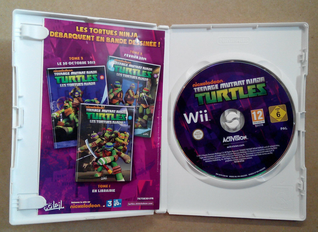 [VDS] Tortues Ninja Wii 51019910992_73bbcbaedc_b