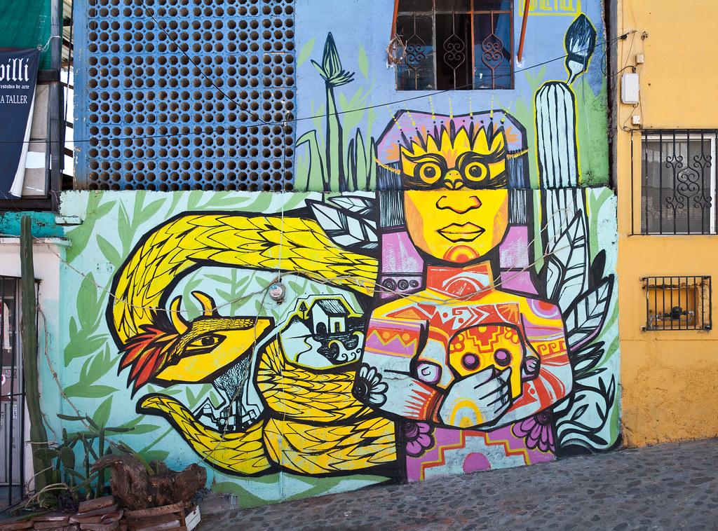 Wall Art Oaxaca