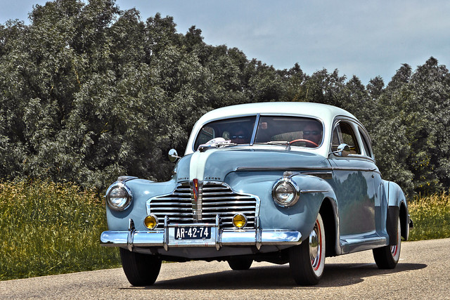 Buick Special Sedanet 1941 (4093)