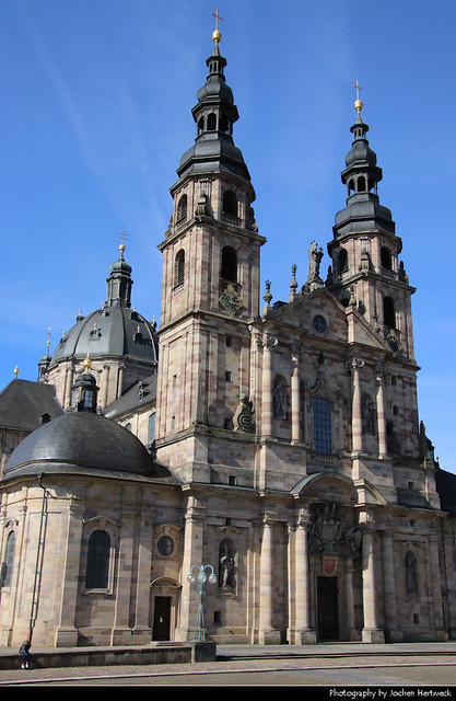 Fuldaer Dom, Fulda, Germany