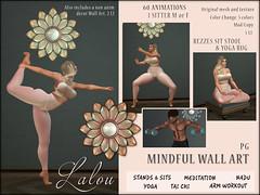 Lalou - Mindful Wall Art a Gala Event
