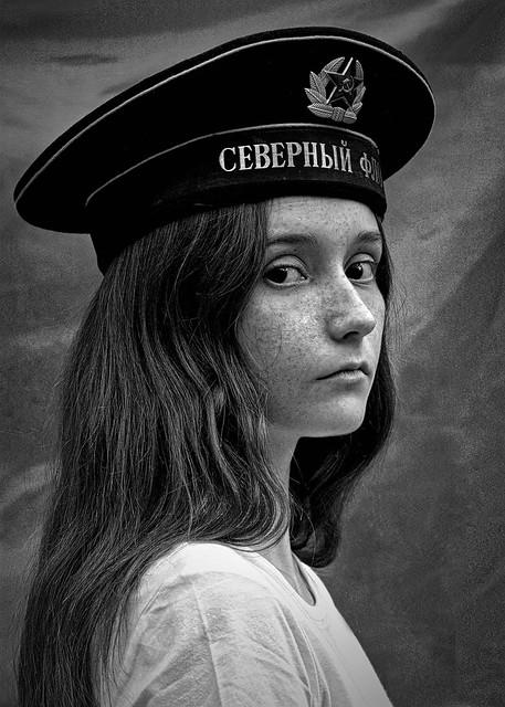 Marnie Aves # 10 Sailor