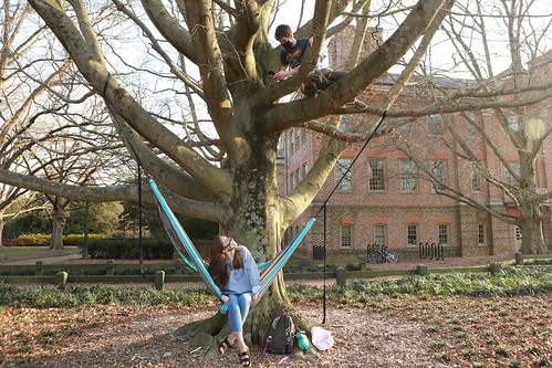 Spring Break days are meant to provide W&M students time to relax and rejuvenate.