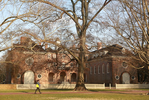 We can always appreciate a beautiful view of the Wren Building.