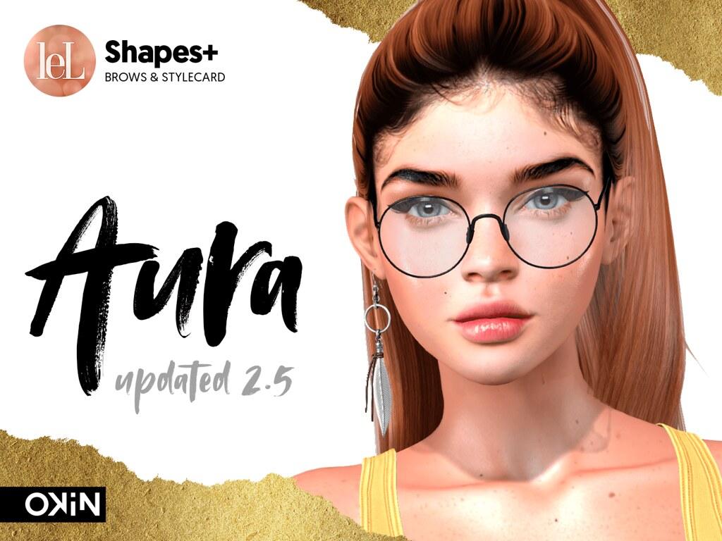 Aura updated LeL EVO 2.5