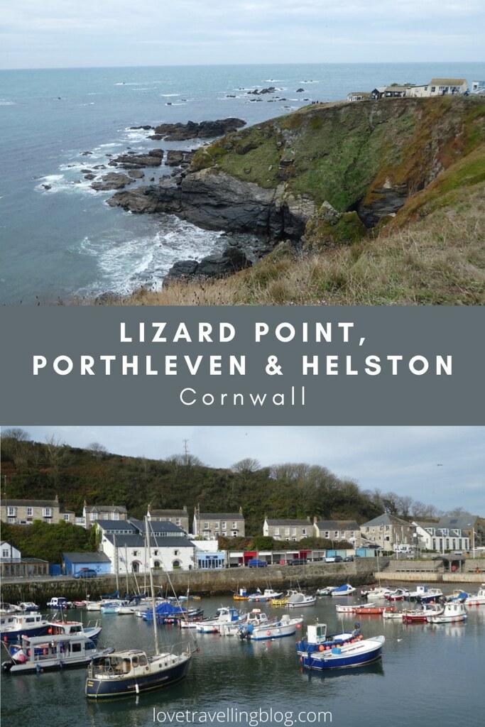 Lizard Point, Porthleven & Helston