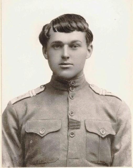 Унтер-офицер К.К. Рокоссовский