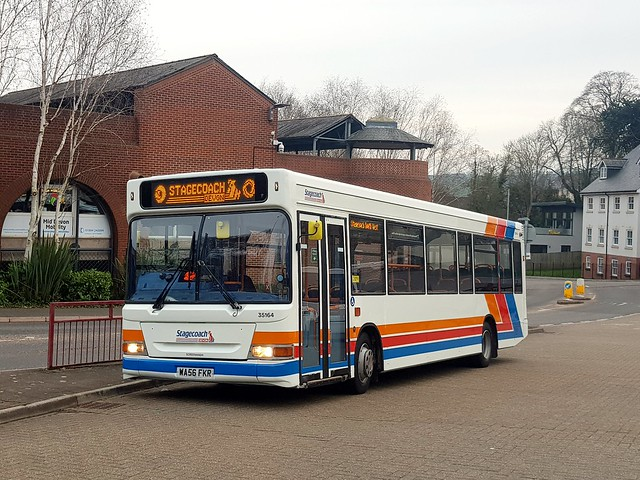 Stagecoach Devon