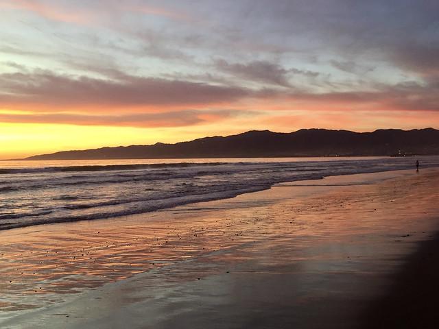 Sunset Huntington Beach CA