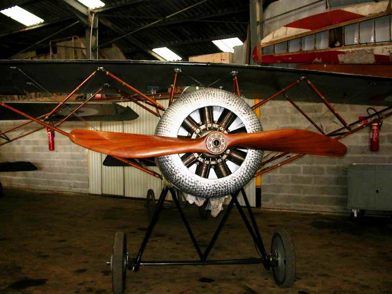Morane-Saulnier MS Type AI