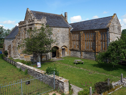 Muchelney Abbey