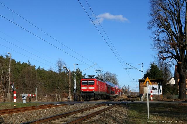 Beutersitz, Brandenburg