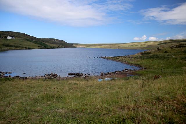 Loch Innis na Ba Buidhe