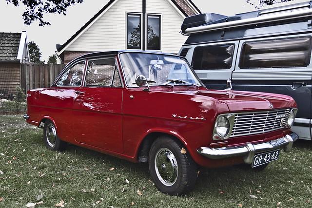 Opel Kadett Coupé 1964 (7074)