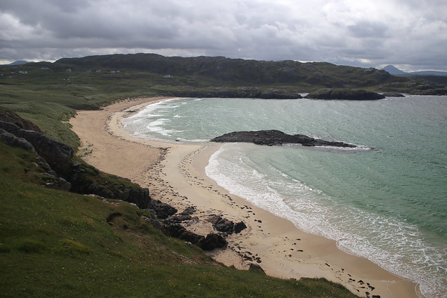 Oldshoremore Beach
