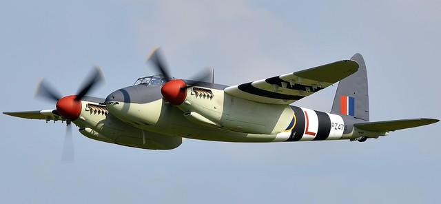 De Havilland Mosquito DH.98 FB MkVI PZ474 NZ2384 ZK-BCV N9099F ZK-BCV